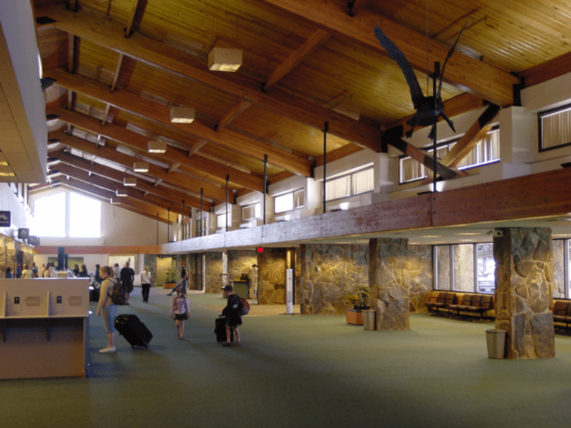 Bozeman Yellowstone International Airport Avant Acoustics