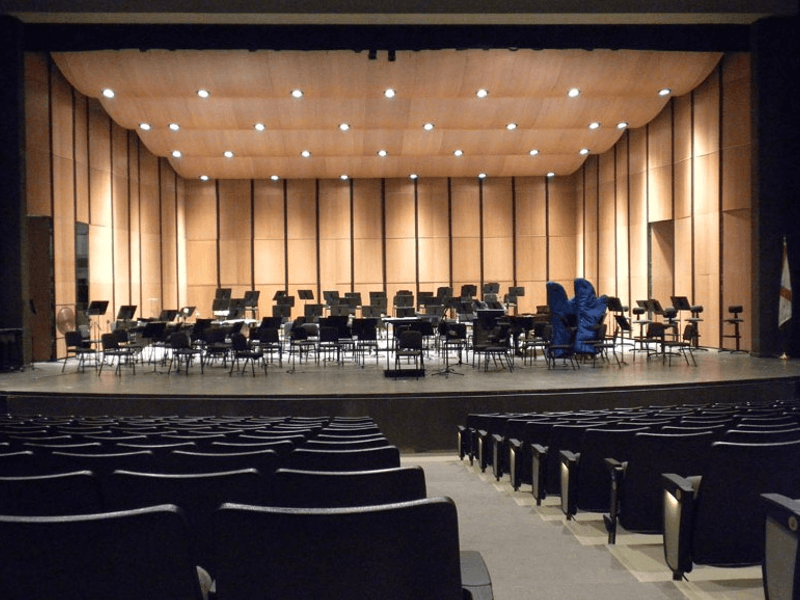 Von Braun Center Concert Hall