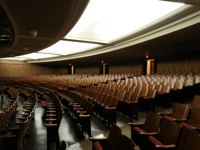 Wyandotte High School Auditorium