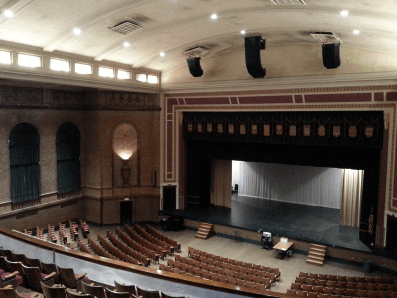 Wyandotte High School Auditorium