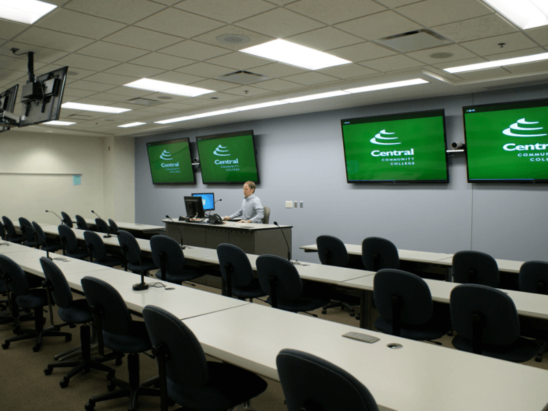 CCC Distance Learning System