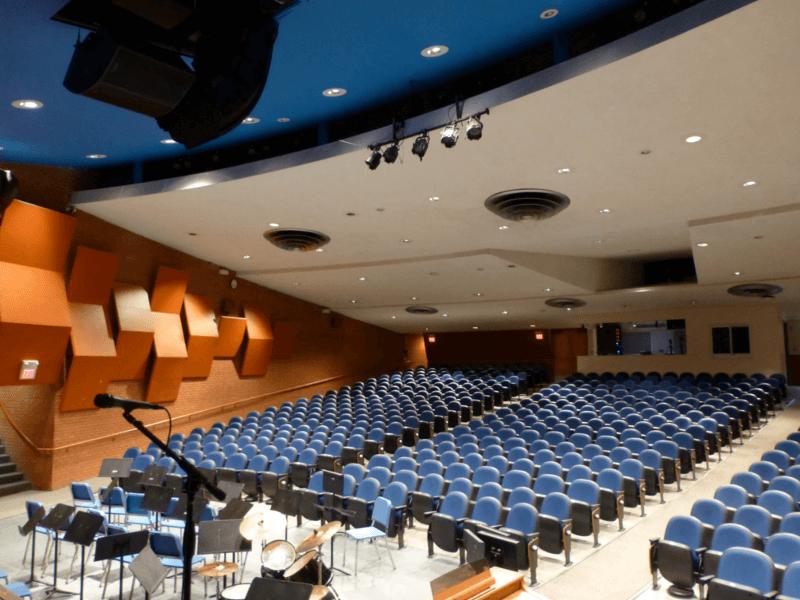 Sound Reinforcement Systems Avant Acoustics