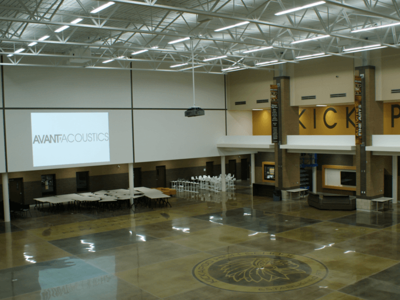 Kickapoo High School Student Commons