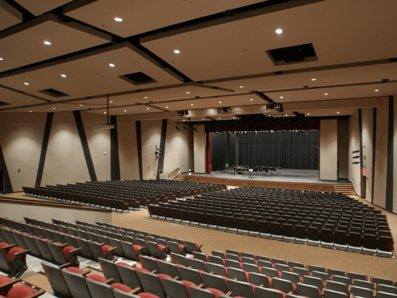 Heber Springs HS Auditorium