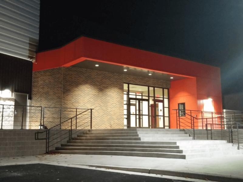 Heber Springs HS Auditorium