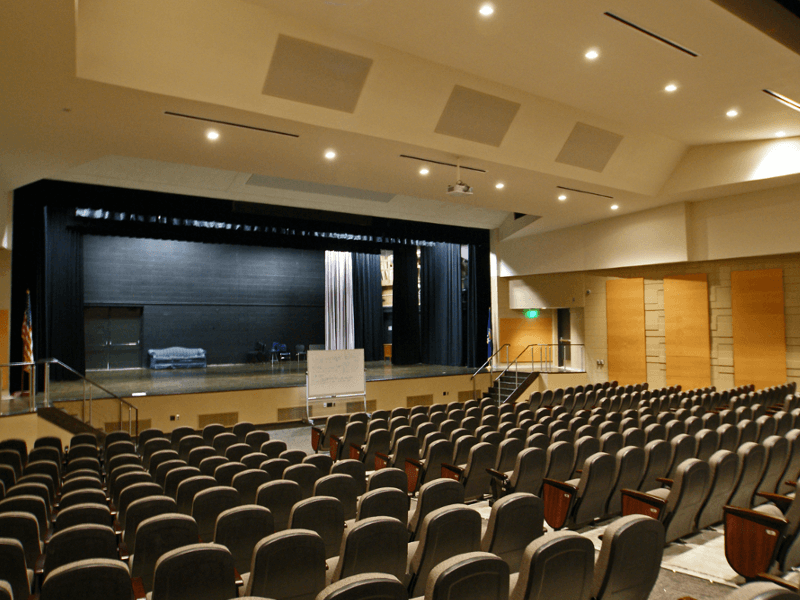Bonner Springs High School Auditorium