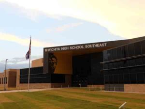 Wichita Southeast High School exterior
