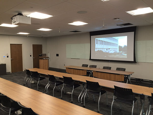 Independence Utilities Building Training Room AV System