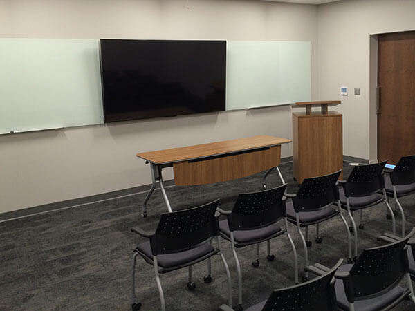 Independence Utilities Building Small Training Classroom AV System