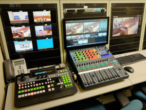 broadcast system commissioning