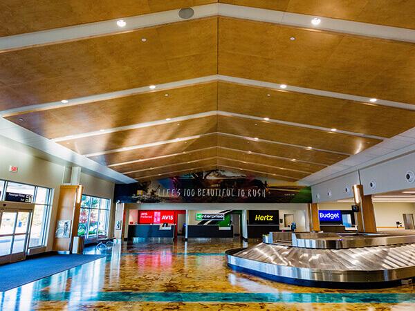 San Luis Airport Interior
